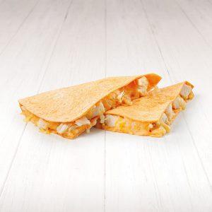 Csirke quesadilla